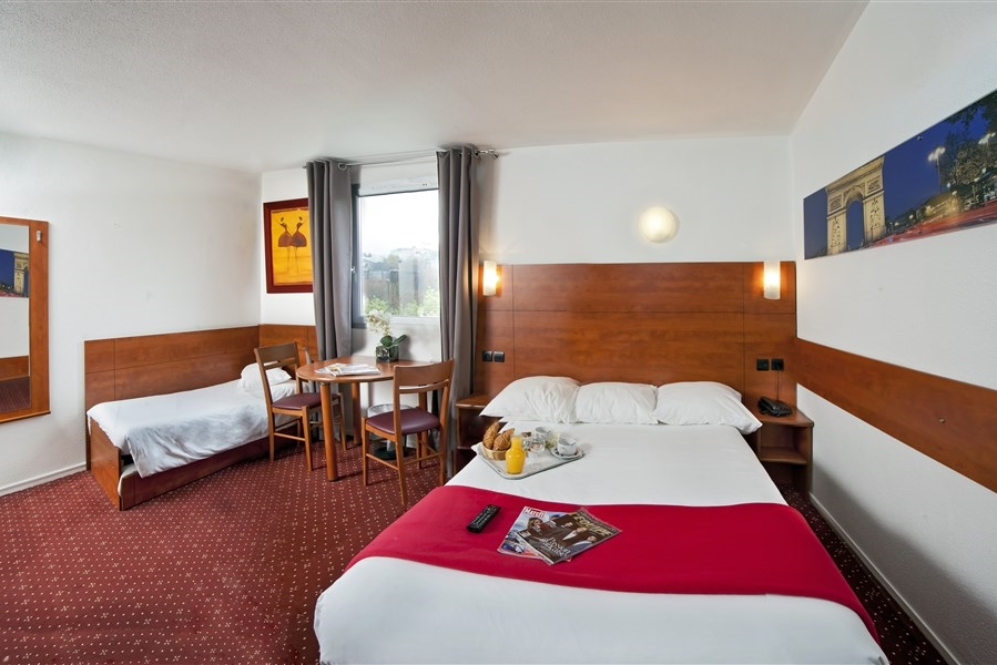 Inter Hotel Rosny Sous Bois - INTER HOTEL Rosny sous Bois H u00f4tel 3étoiles
